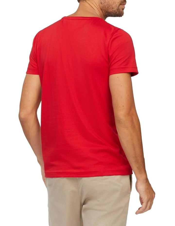 Logo Regular Fit T-Shirt image 3