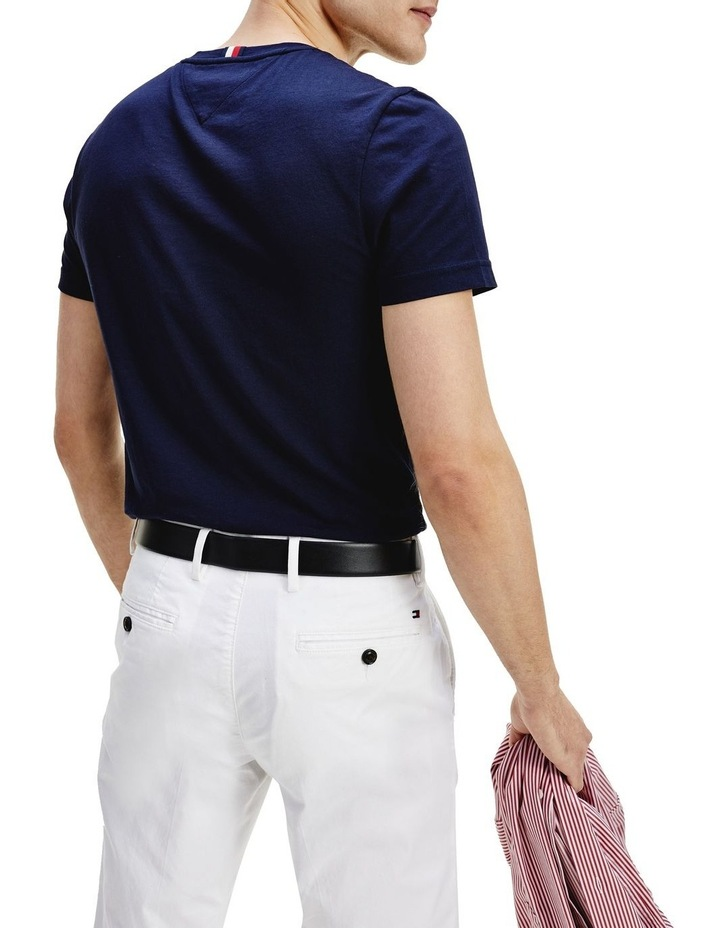 Intarsia Logo Regular Fit T-Shirt image 4
