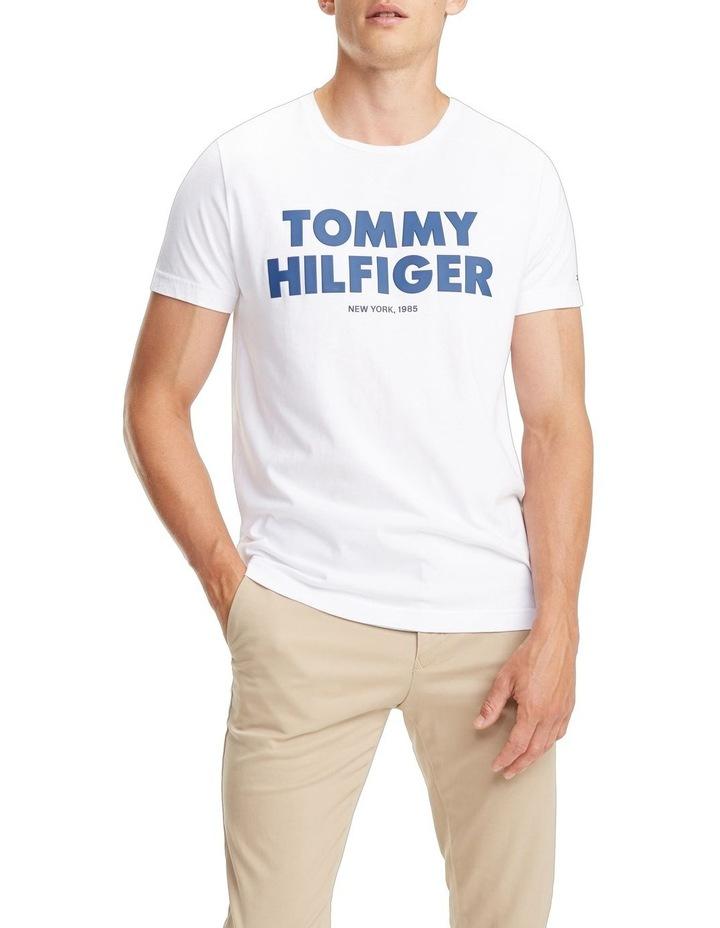 Bold Logo Cotton T-Shirt image 1