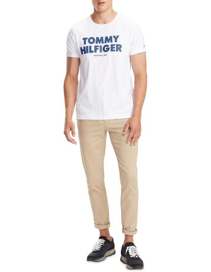 Bold Logo Cotton T-Shirt image 2