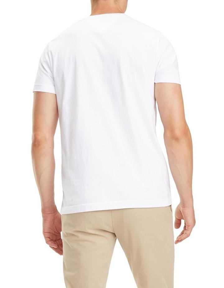 Bold Logo Cotton T-Shirt image 3