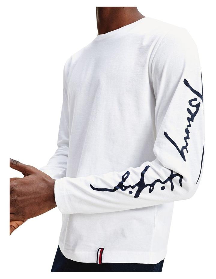 Signature Sleeve Long Sleeve Tee image 3