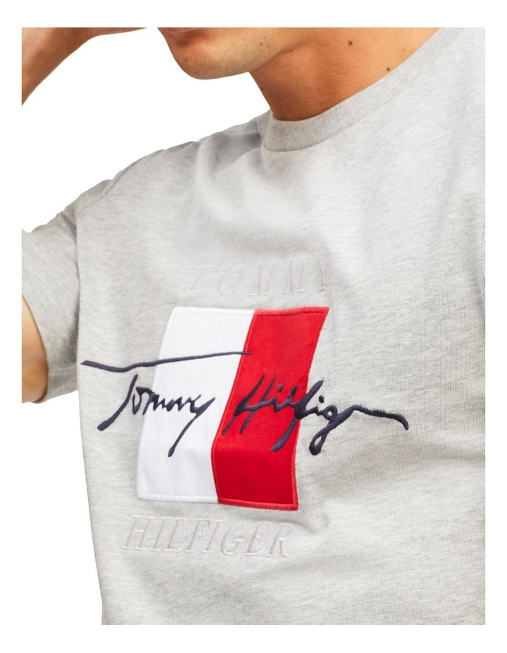Box Signature Relaxed Fit Tee image 3