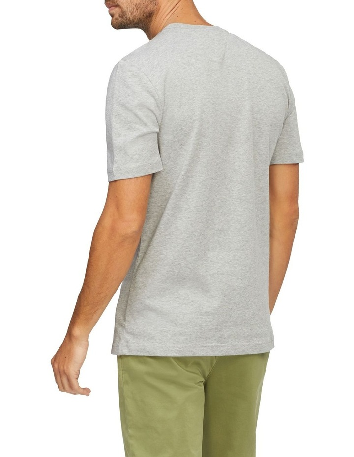 Icon Stripe Relaxed Fit Tee image 2