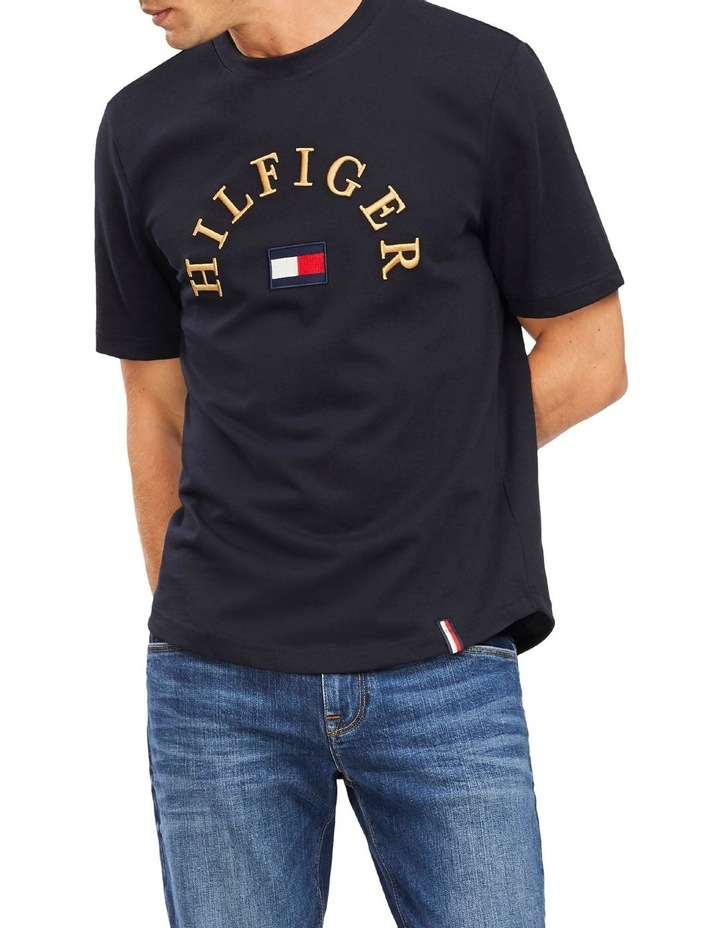 Hilfiger Arch Relaxed Fit Tee image 1