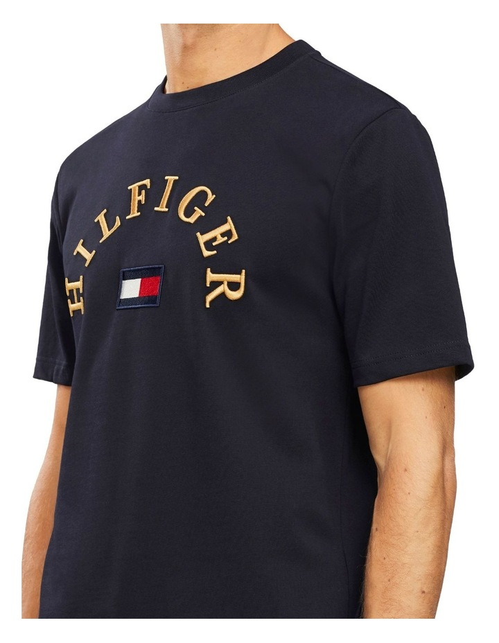 Hilfiger Arch Relaxed Fit Tee image 3