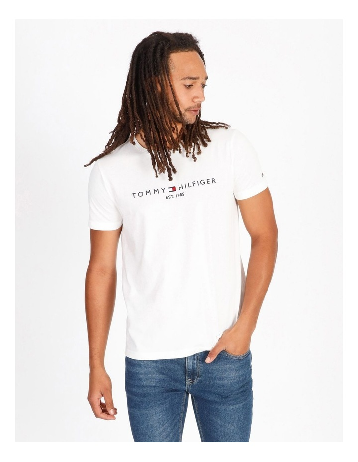 Core Tommy Logo Tee image 1
