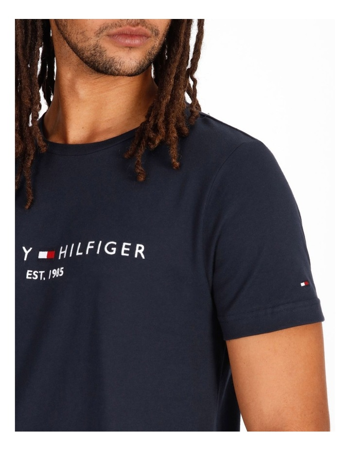 Core Tommy Logo Tee image 4