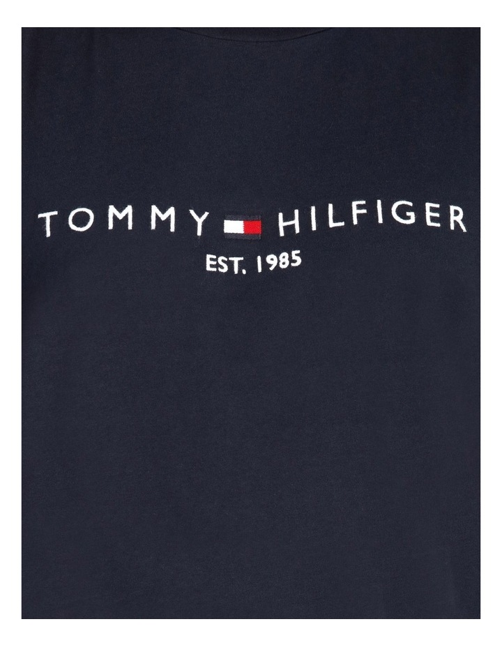 Core Tommy Logo Tee image 5