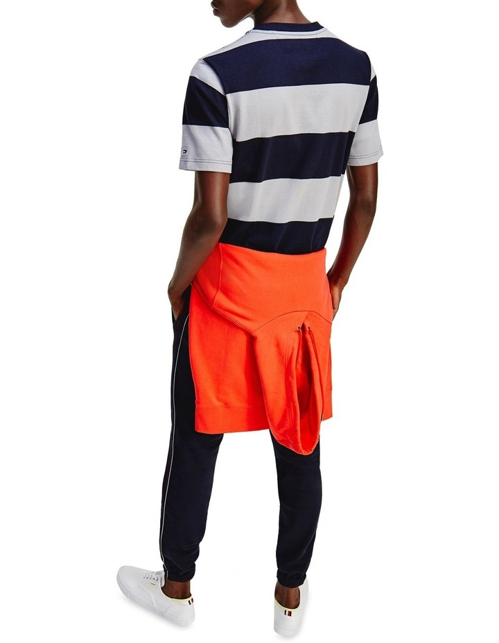 Fashion Block Stripe Tee image 2