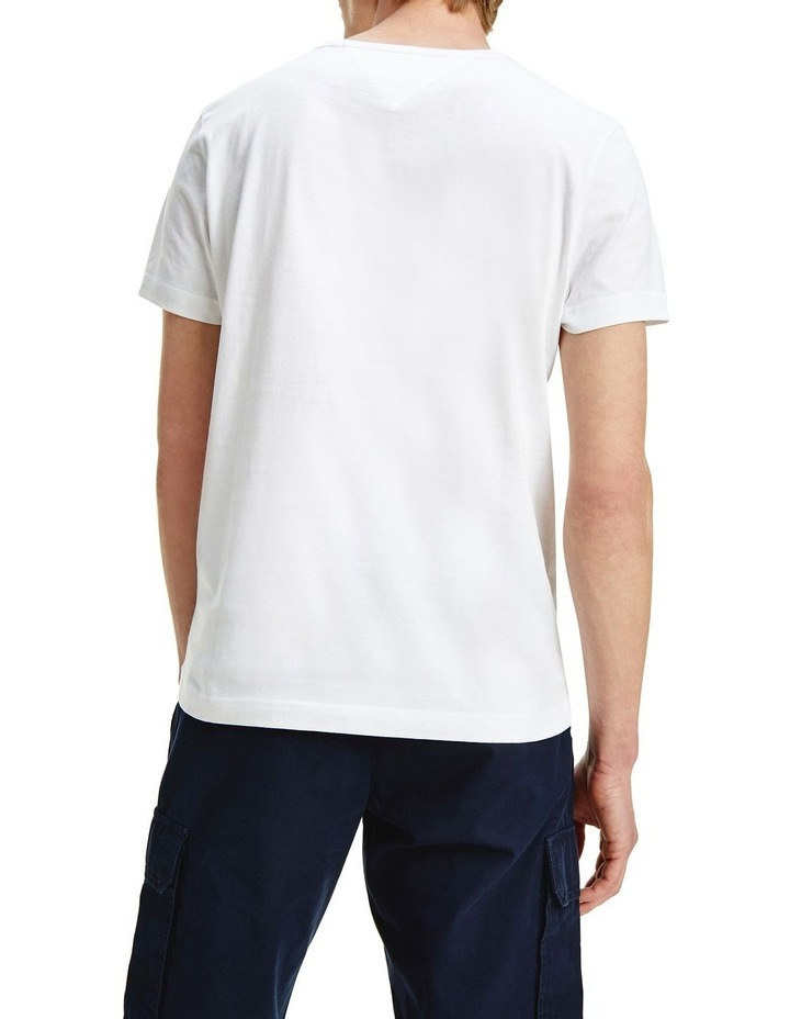 Fade Graphic Corp Tee White image 2