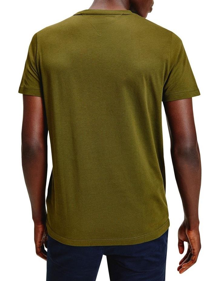 Lines Hilfiger Tee Green image 2