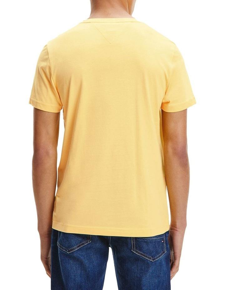 Organic Cotton Chest Logo T-Shirt image 2