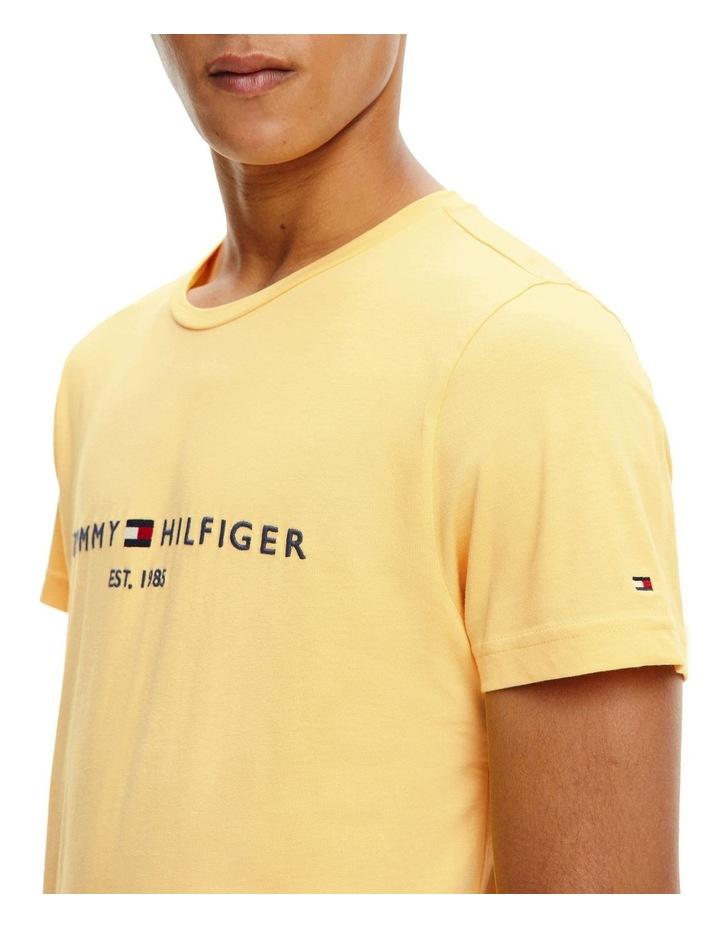 Organic Cotton Chest Logo T-Shirt image 3