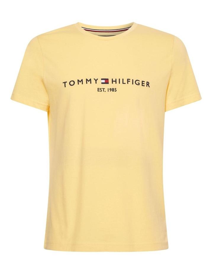 Organic Cotton Chest Logo T-Shirt image 4