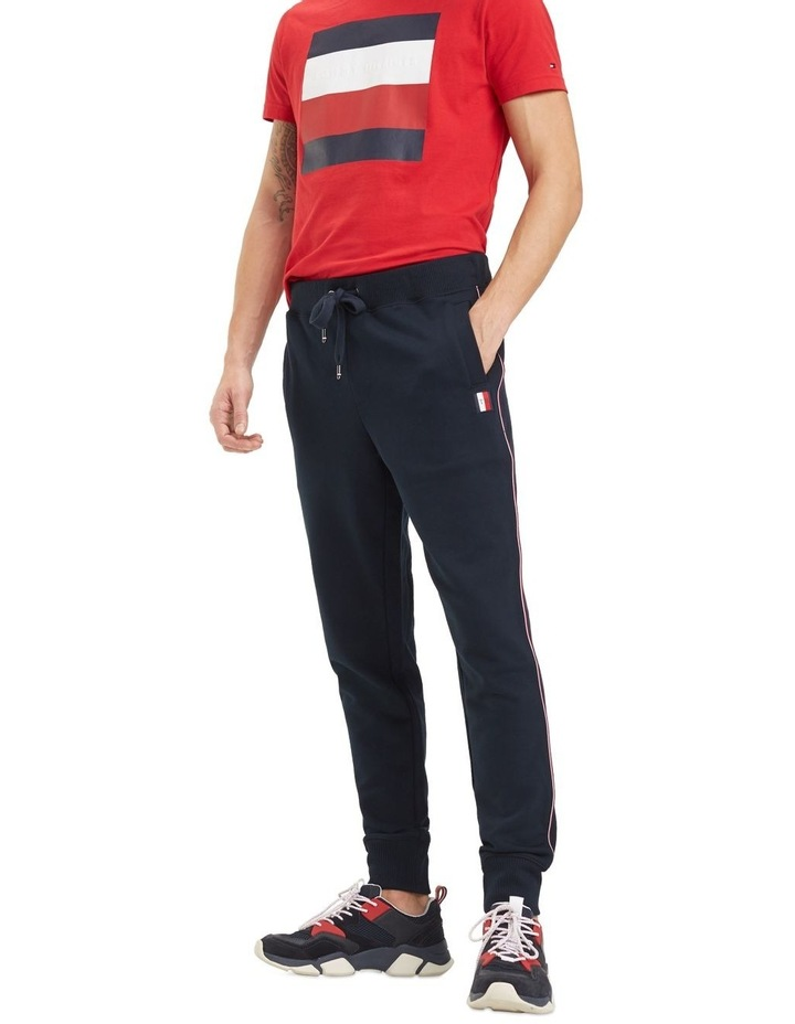 Global Striped Sweatpants image 1