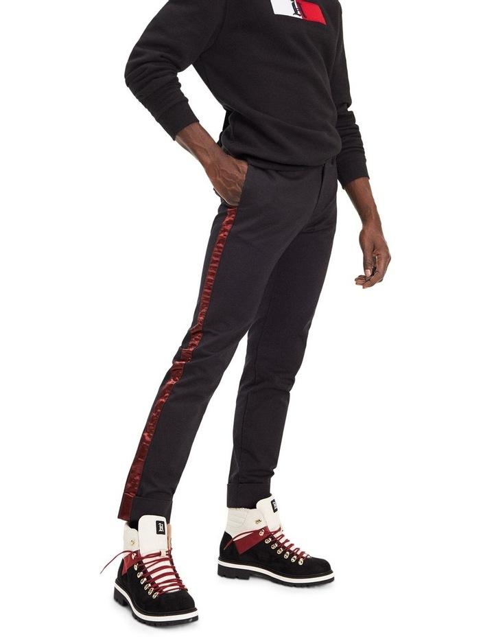 Lewis Hamilton Twill Side Tape Denton Chino image 1