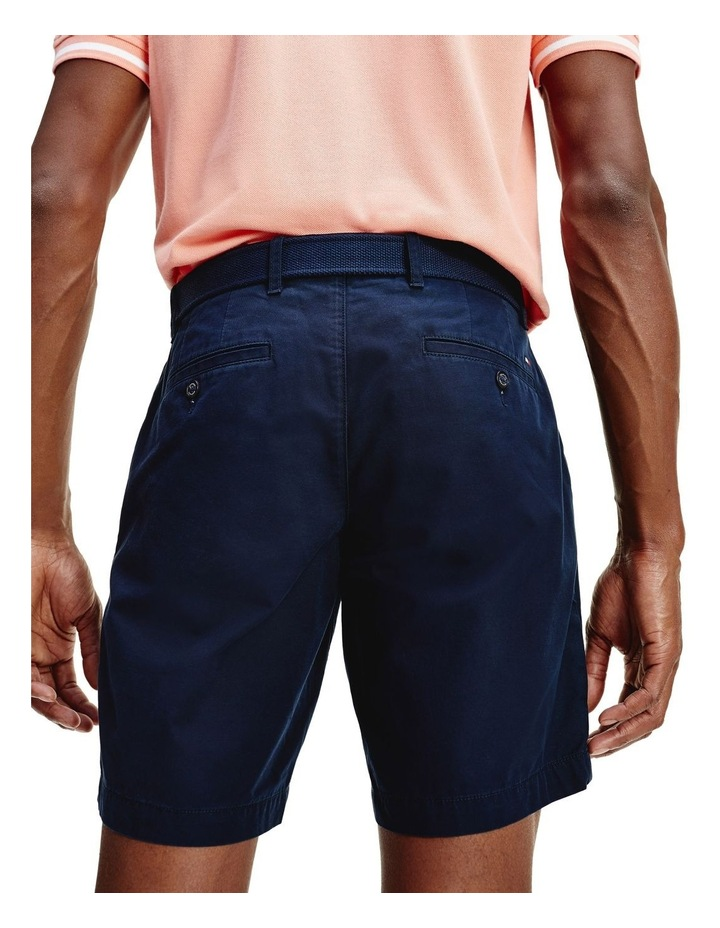 Light Twill Brooklyn Short with Belt image 2