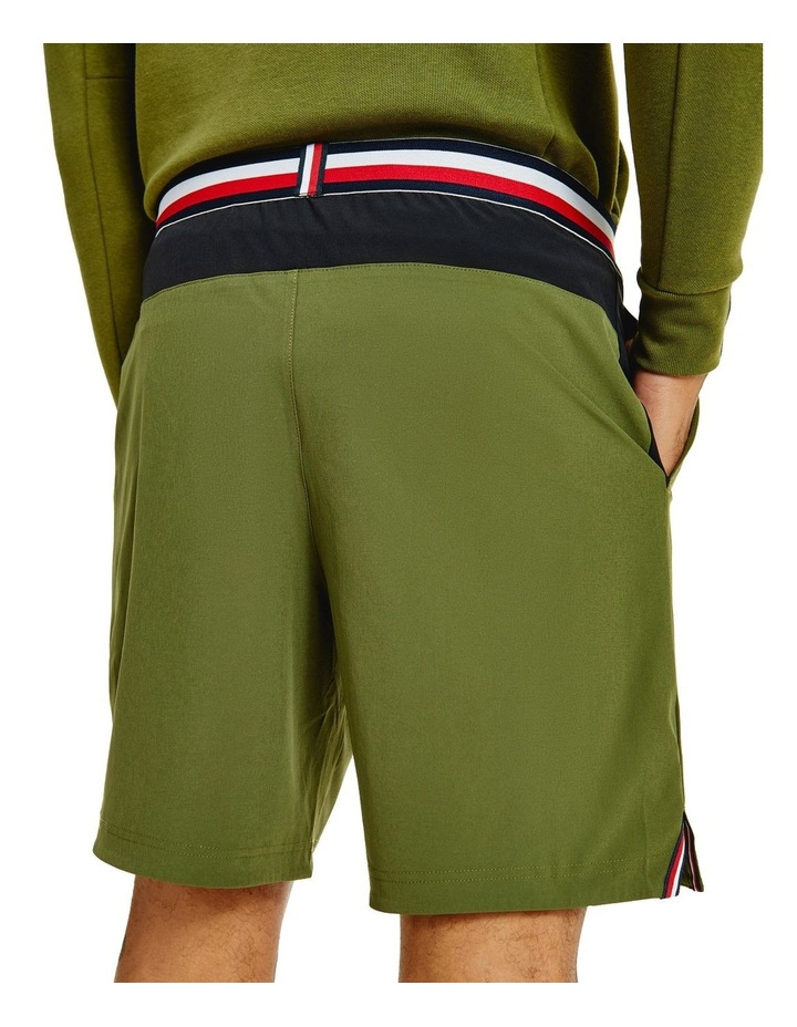 Woven Short  Green image 2