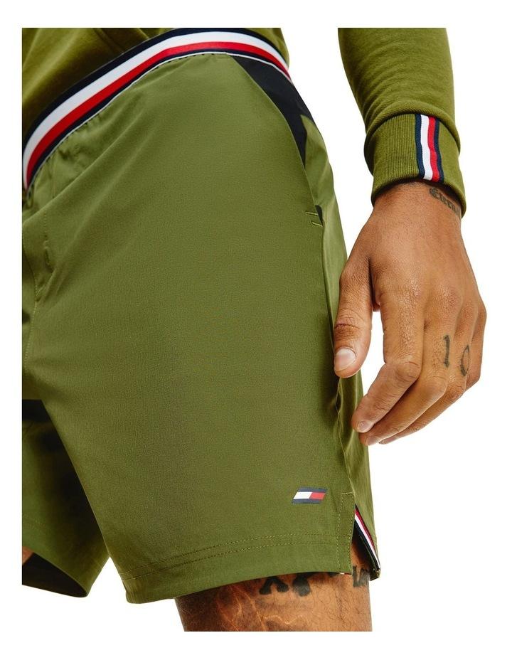 Woven Short  Green image 3