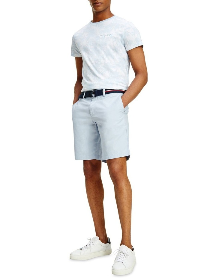 Brooklyn Twill Short With Belt image 1