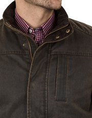 Blazer - Dalton Short Vintage Jacket