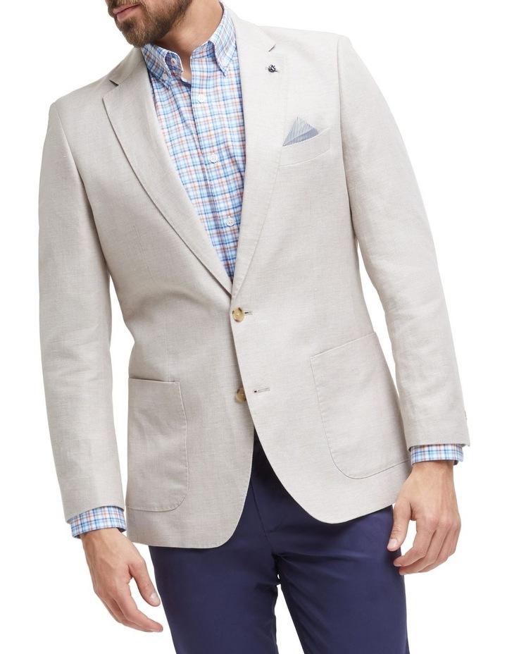 Como Linen Blend Blazer image 1
