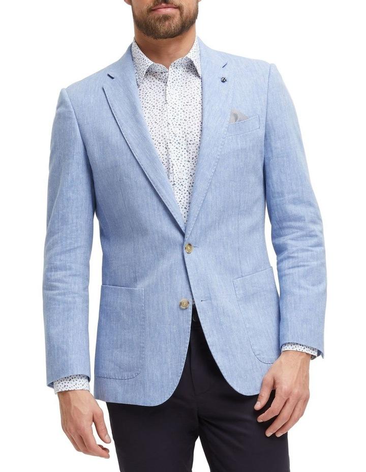 Sorrento Linen Blend Blazer image 1