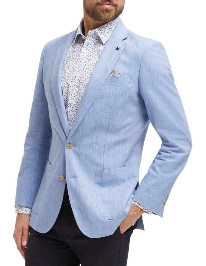 Sorrento Linen Blend Blazer image 2