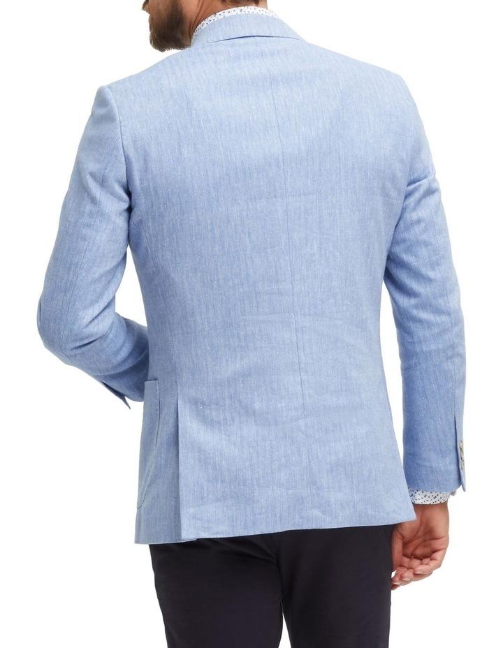 Sorrento Linen Blend Blazer image 3
