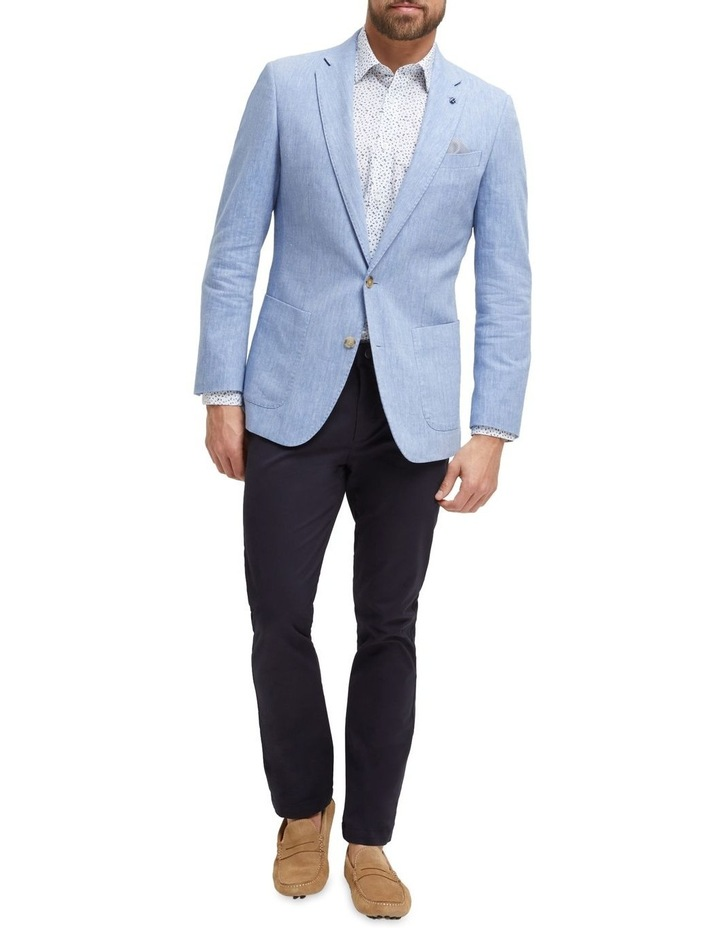 Sorrento Linen Blend Blazer image 4