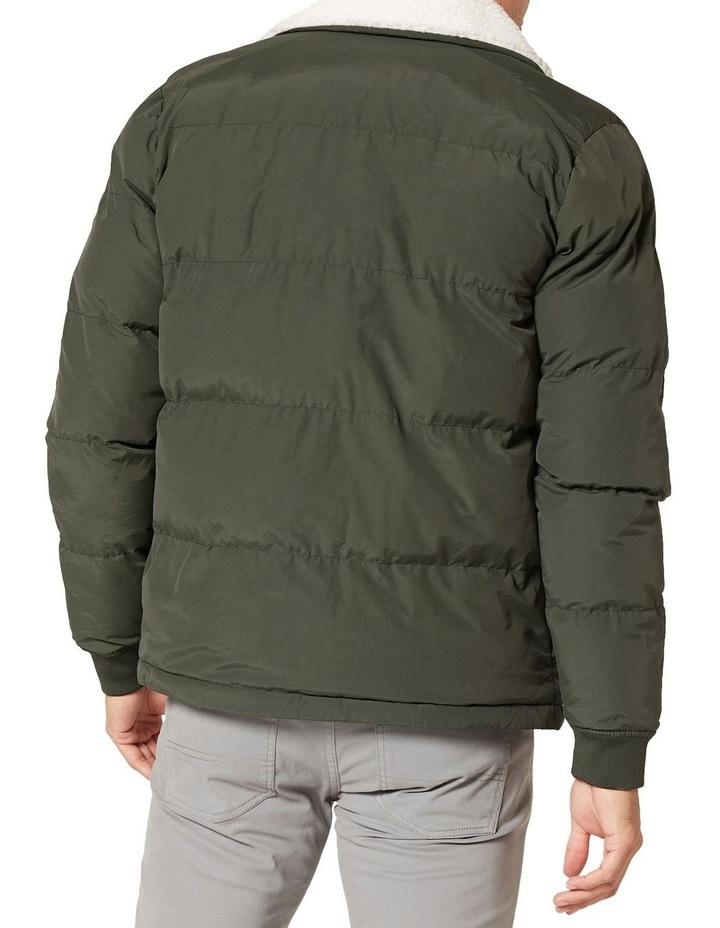 Bellamy Sherpa Puffer Jacket image 2