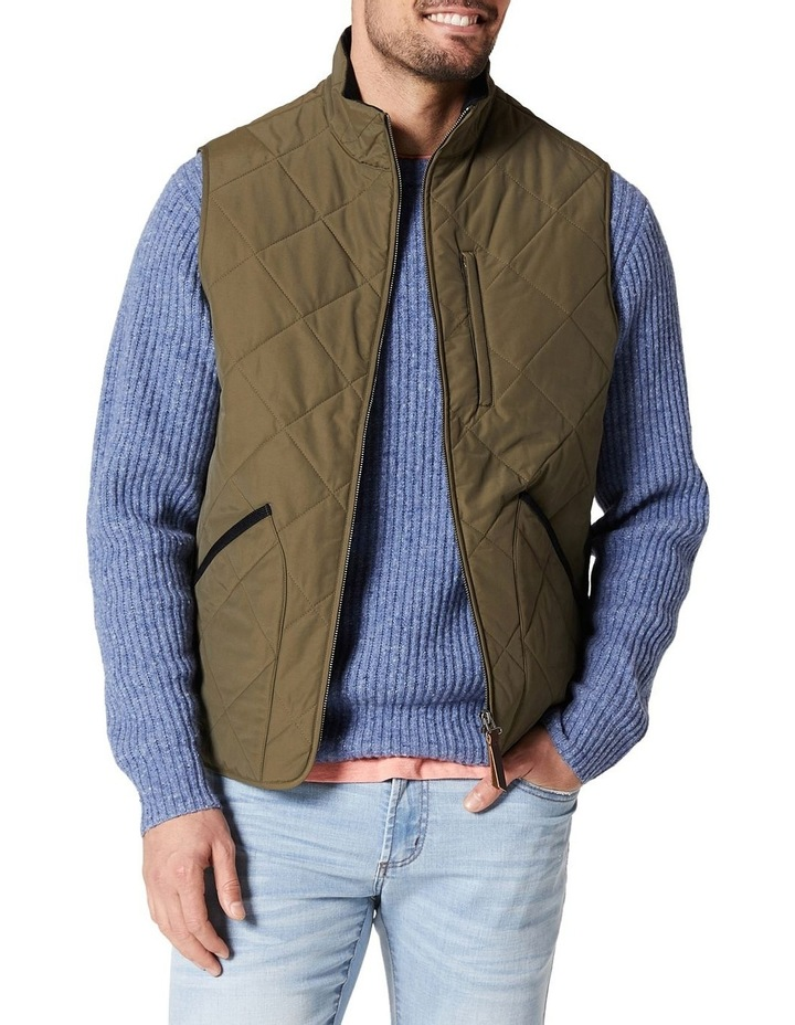 York Quilted Vest image 1