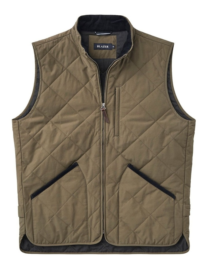 York Quilted Vest image 4