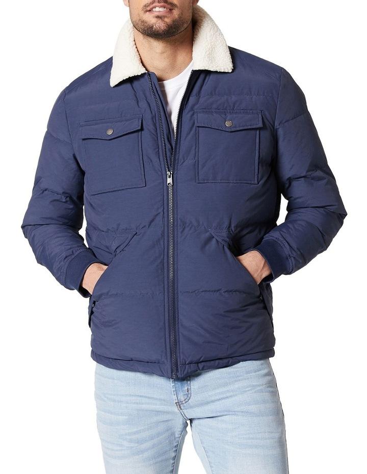 Bellamy Sherpa Puffer Jacket image 1
