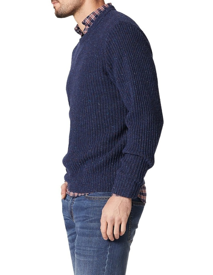 Ryder Donegal Rib Crew Knit image 3
