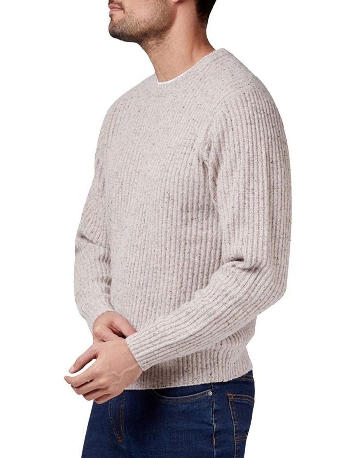 Ryder Donegal Rib Crew Knit image 5