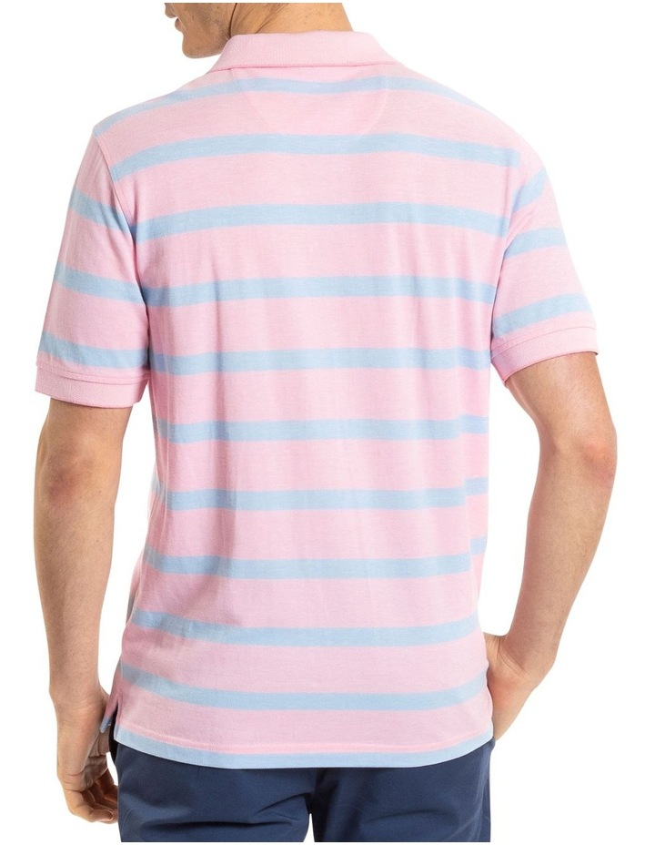 Easton Oxford Stripe Polo image 3