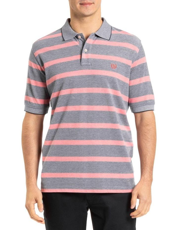 Easton Oxford Stripe Polo image 1