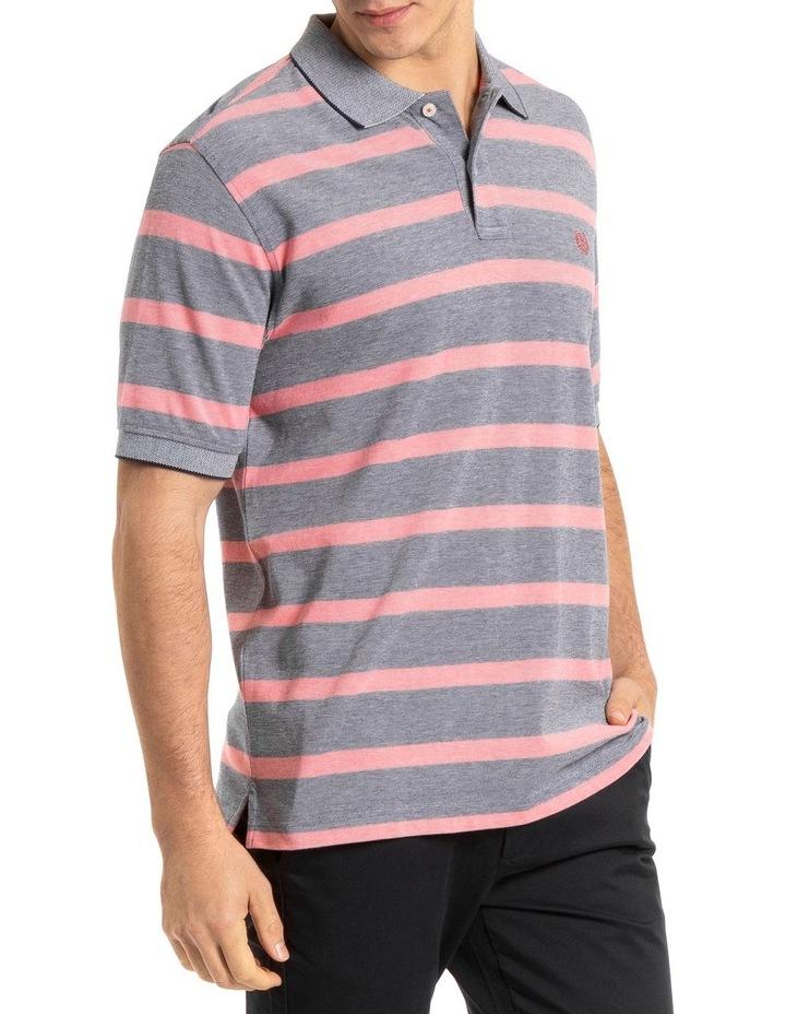 Easton Oxford Stripe Polo image 2