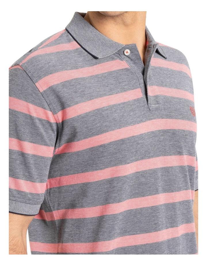 Easton Oxford Stripe Polo image 4