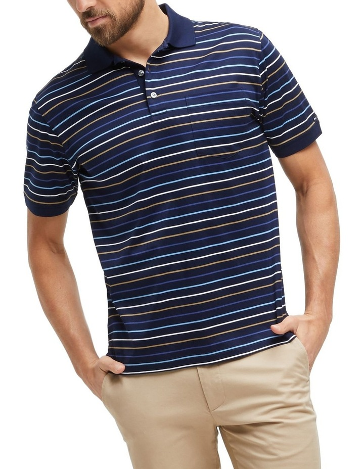 Norris Mercerised Polo image 1