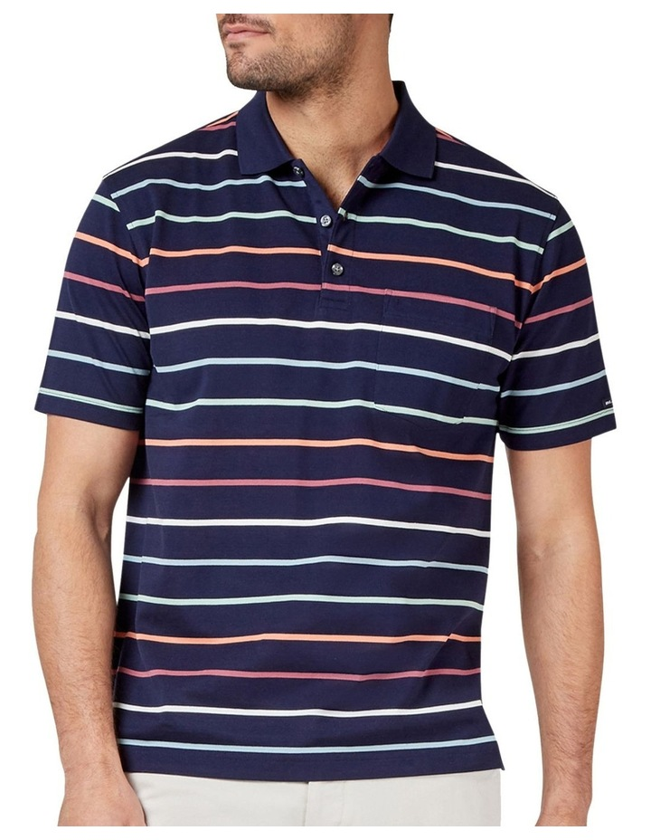 Blake Mercerised Polo image 1