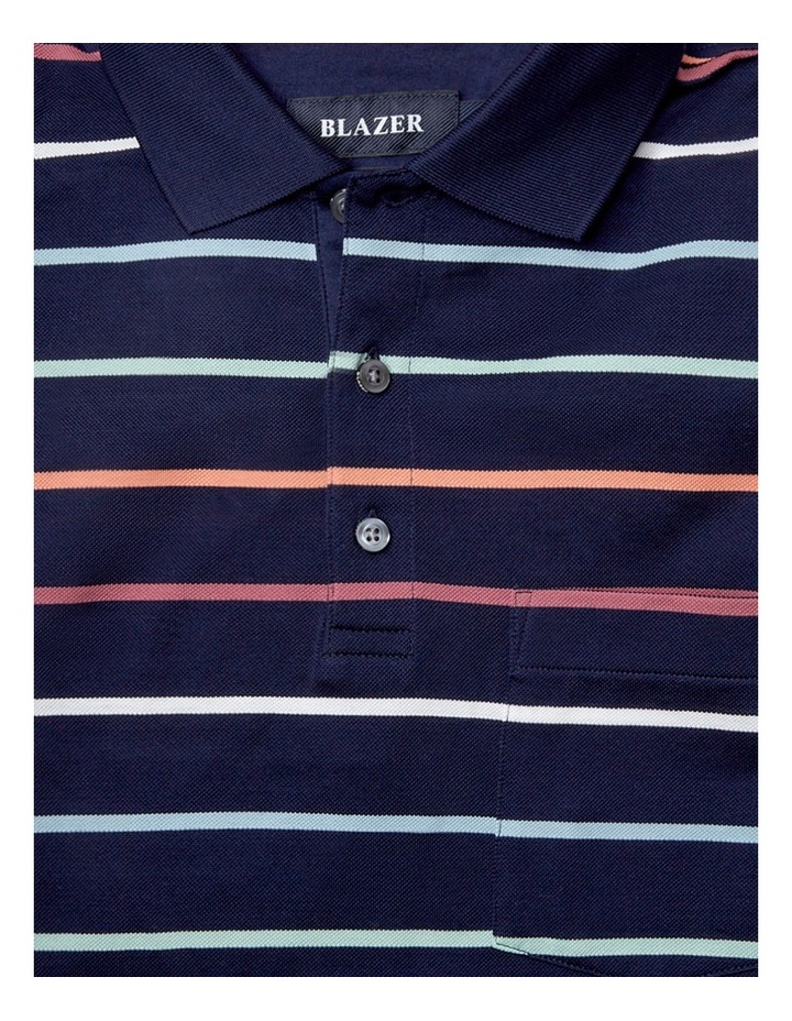 Blake Mercerised Polo image 4