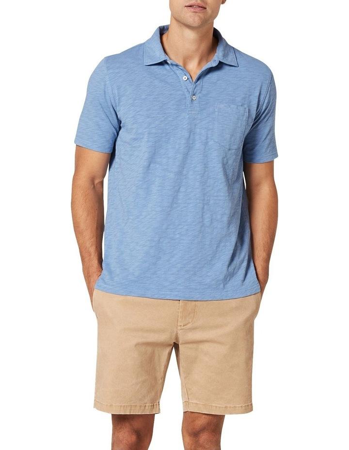 Hayes Slub Cotton Polo image 1