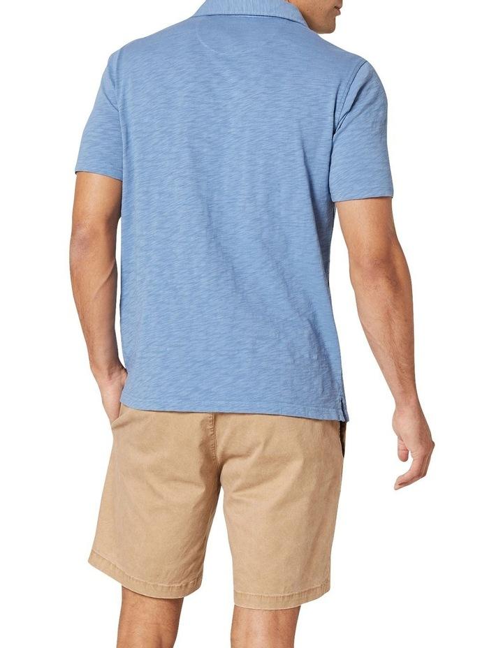 Hayes Slub Cotton Polo image 2