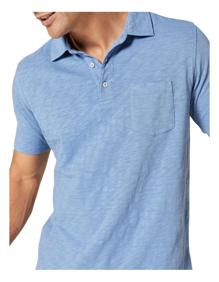 Hayes Slub Cotton Polo image 4