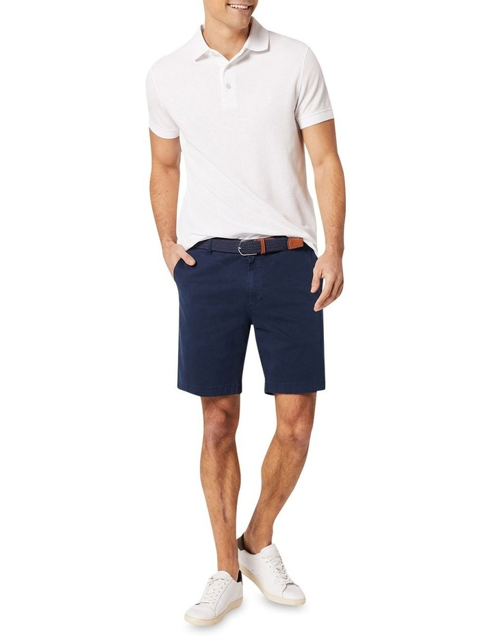 Carter Textured Short Sleeve Polo image 3