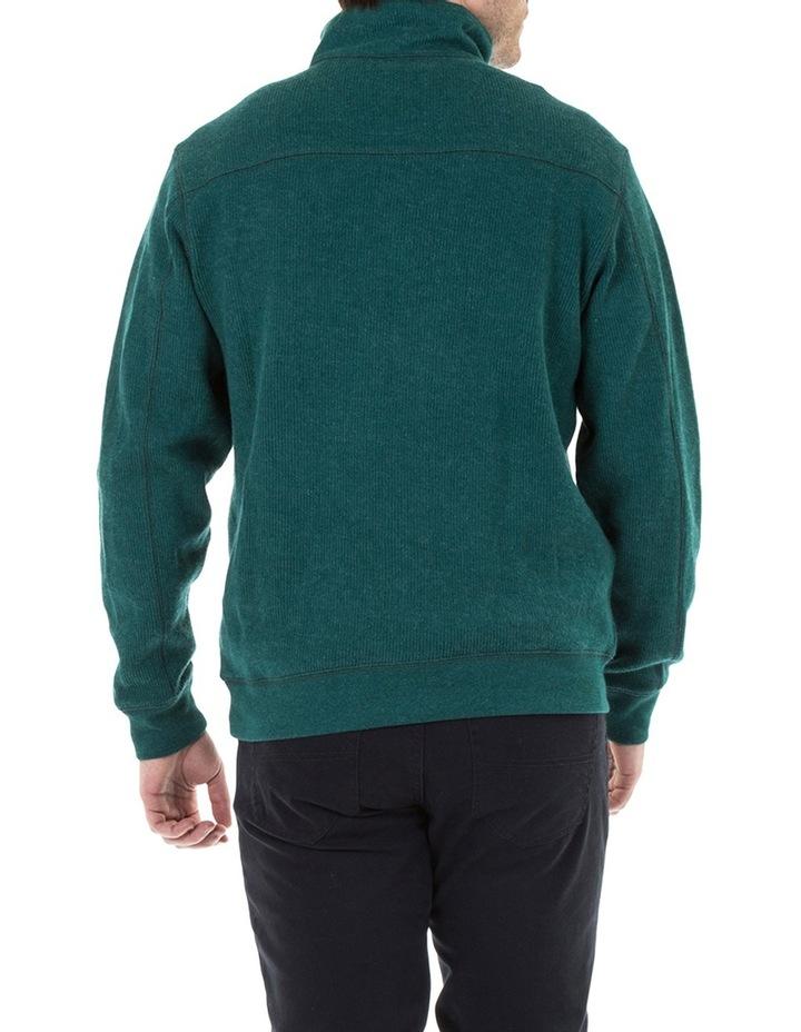 Heather 1/2 Zip Sweater image 3