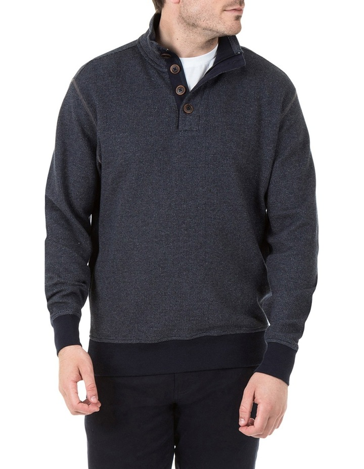 Roy Button Neck Sweater image 1